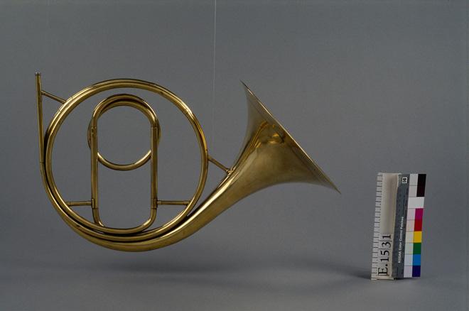 Incontournable - Cor Lucien-Jospeh Raoux - Musée de la musique