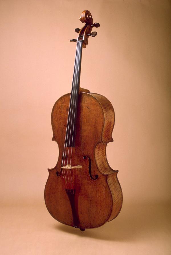 Incontournable - Violoncelle Pietro Guarneri - Musée de la musique