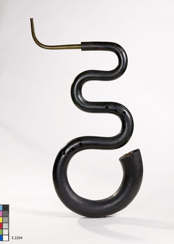 Incontournable - Serpent - Jean-Baptiste Coeffet - Musée de la musique
