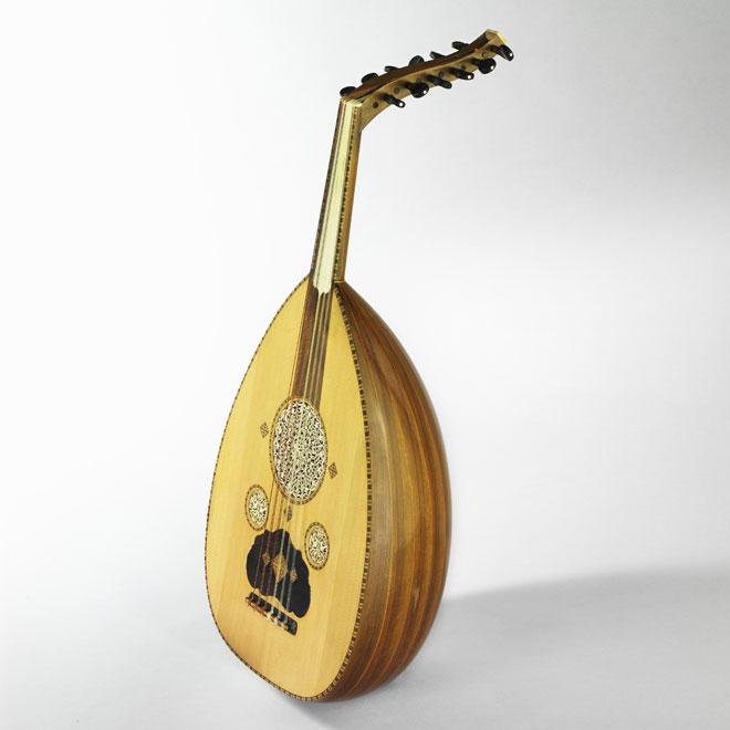 Incontournable - luth ud - Musée de la musique
