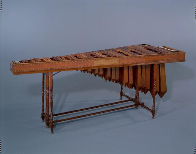 Incontournable - Xylophone Marimba  - Musée de la musique