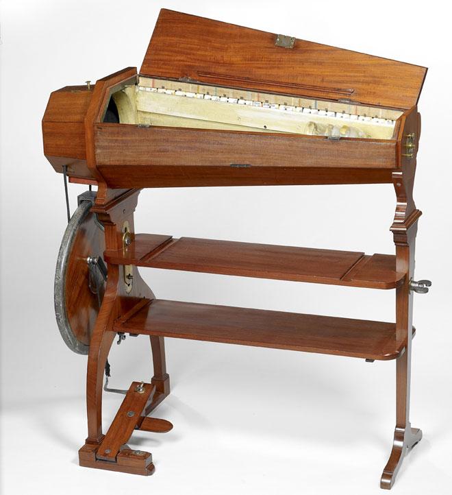 Incontournable - Harmonica de Verre - Musée de la musique