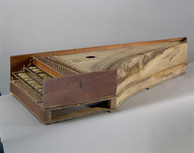 Incontournable - Clavecin Vincent Tibaut - Musée de la musique
