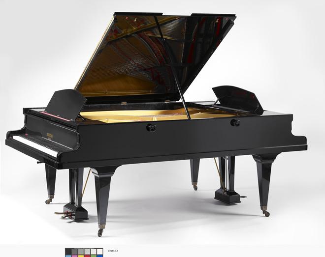 Incontournable - Piano Double Pleyel - Musée de la musique