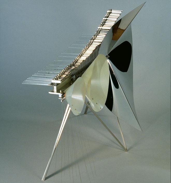 Incontournable - Cristal Baschet - Musée de la musique