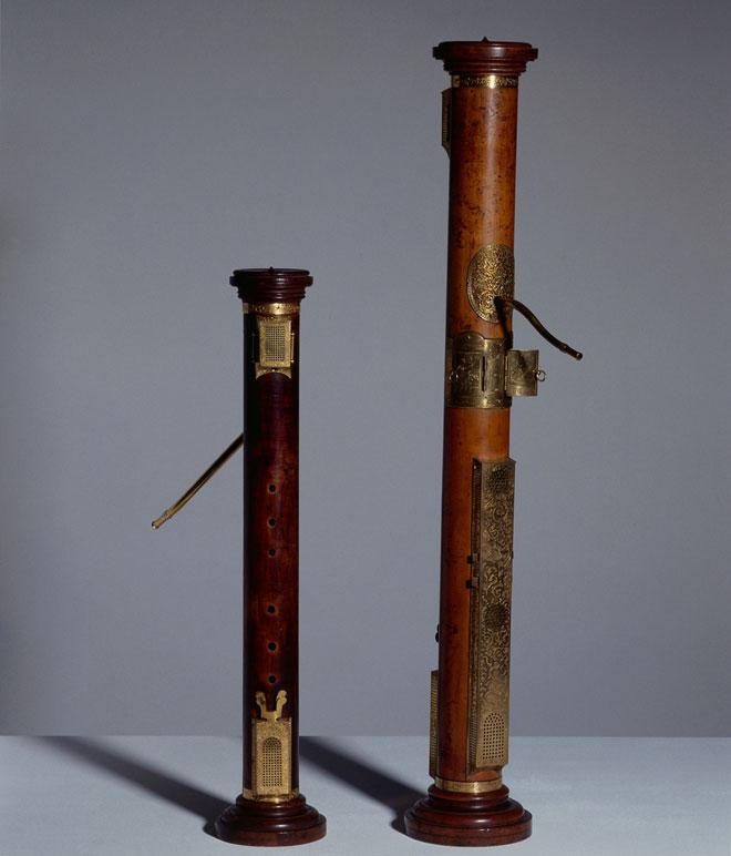 Incontournable - Flûtes colonnes - Musée de la musique