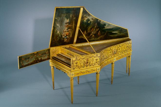 Incontournables - Clavecin Ruckers / Taskin - Musée de la musique