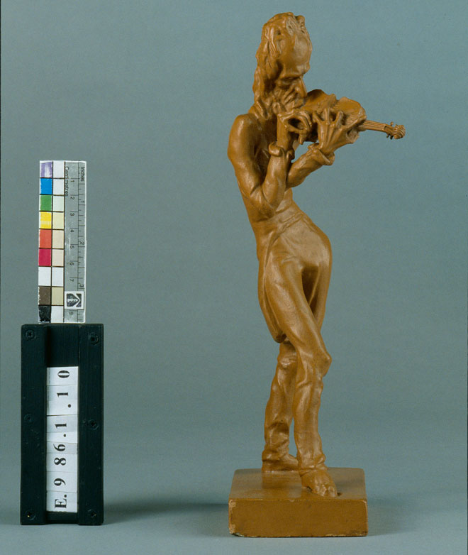 Incontournable - Niccolò Paganini - Musée de la musique