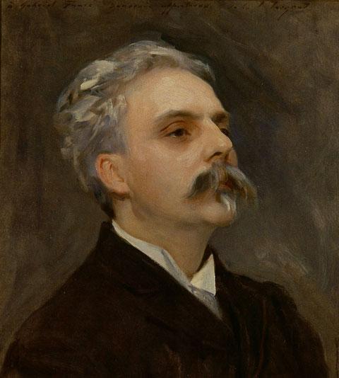Incontournable - Portrait de Gabriel Fauré - Musée de la musique