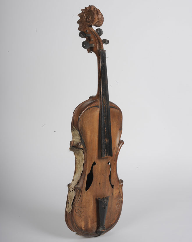 Incontournable - Violon  - Musée de la musique