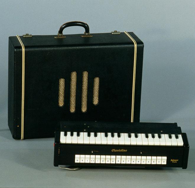 Incontournable - Clavioline - Selmer - Musée de la musique