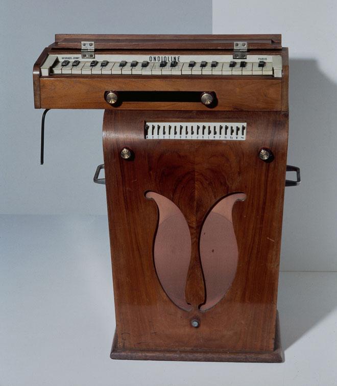 Incontournable - Ondioline - Georges Jenny - Musée de la musique