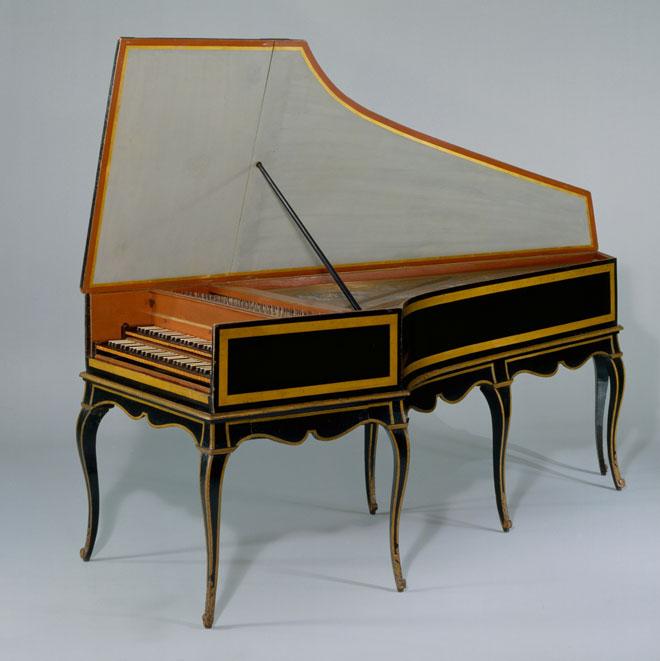 Instrument incontournable - Clavecin Jean-Henry Hemsch - Musée de la musique