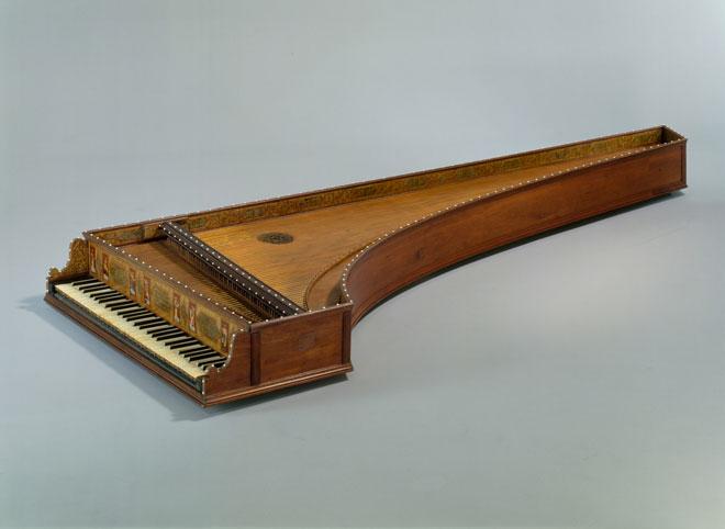 Instrument incontournable - Clavecin Giovanni Antonio Baffo - Musée de la musique