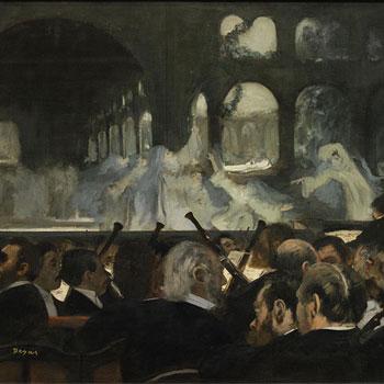 La musique de ballet aux XIXe et XXe siècles |