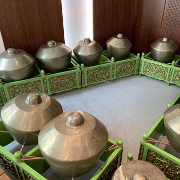 Le gamelan de Java