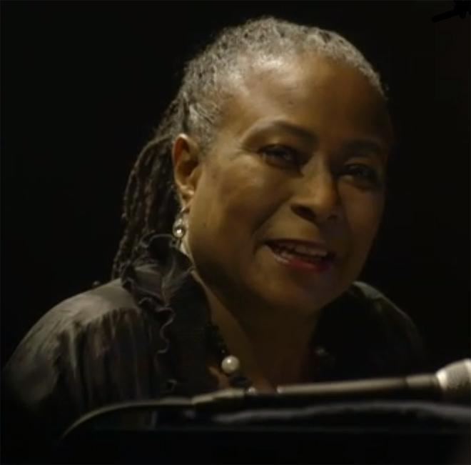 Geri Allen, concert enregistré à la Philharmonie de Paris le 11 septembre 2016 © Cité de la musique - Philharmonie de Paris