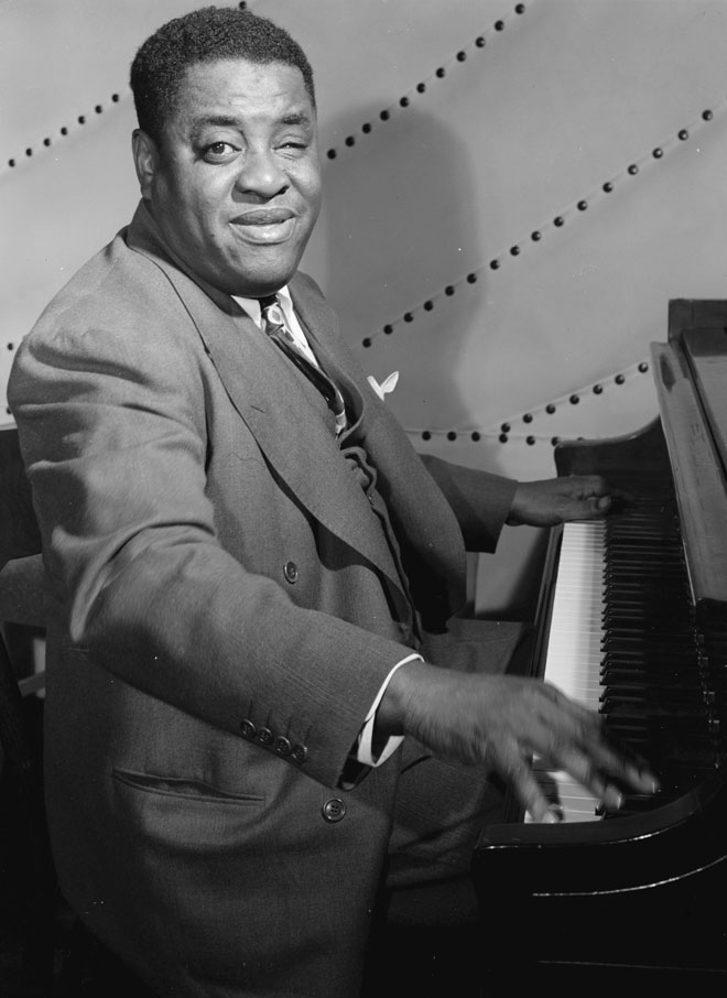 Portrait de Art Tatum © William Gottlieb - Library of Congress