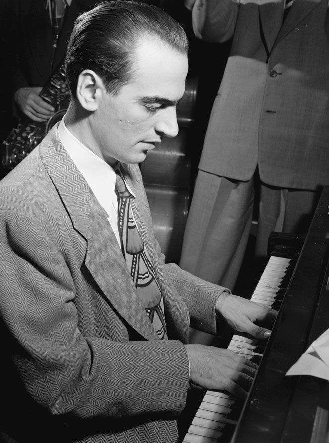 Portrait de Lennie Tristano © William Gottlieb - Library of Congress