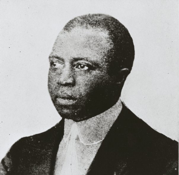 Portrait de Scott Joplin, 1911 © NY Public Library, digital collections
