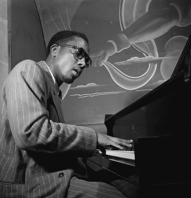 Portrait de Thelonious Monk © William Gottlieb - Library of Congress