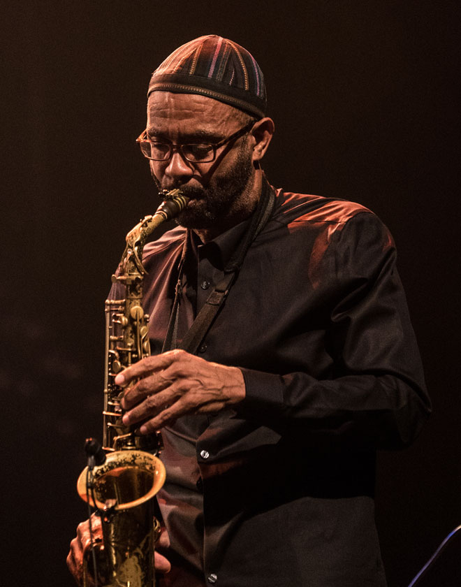 Kenny Garrett © Maxime Guthfreund