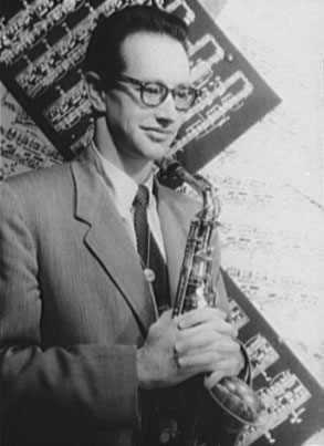 Paul Desmond © Carl van Vechten - Library of Congress