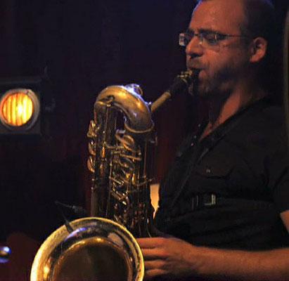 Frédéric Gastard, concert enregistré au Cabaret Sauvage le 6 septembre 2013 © Cité de la musique - Philharmonie de Paris