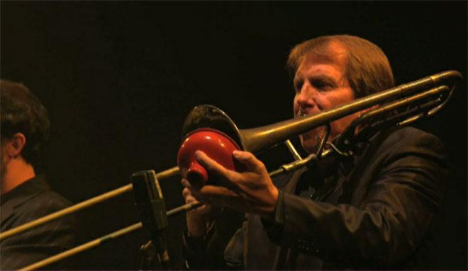 Jerry Edwards, concert enregistré à la Grande Halle de la Villette le 13 septembre 2013 © Philharmonie de Paris