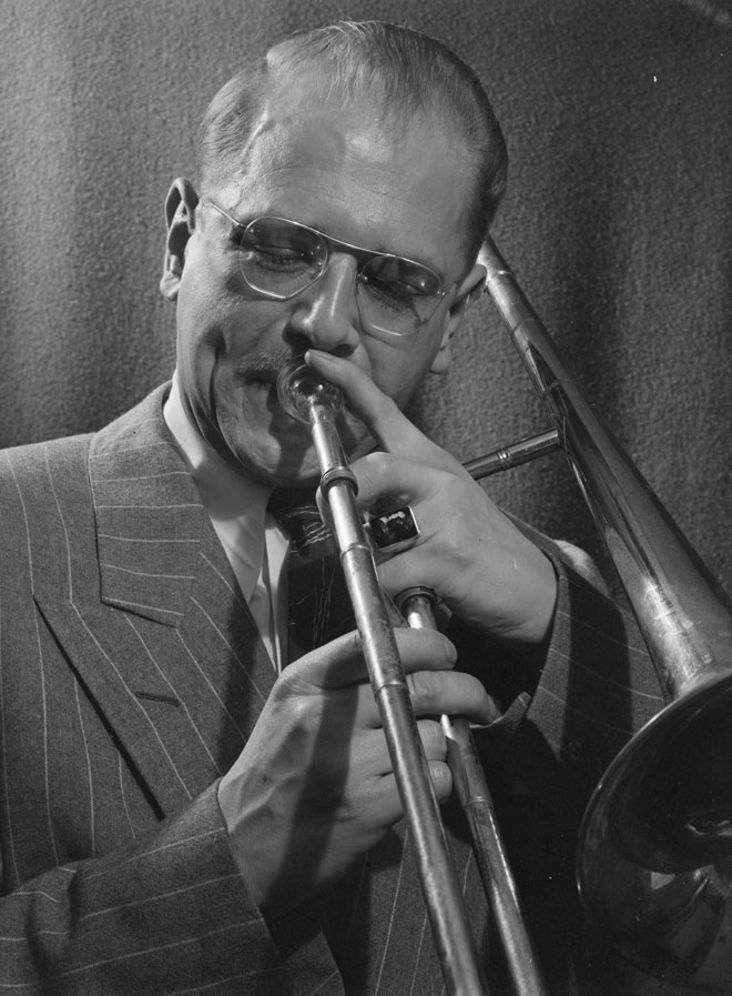 Portrait de Bill Harris, photo de William Gottlied, 1947 © Library of Congress