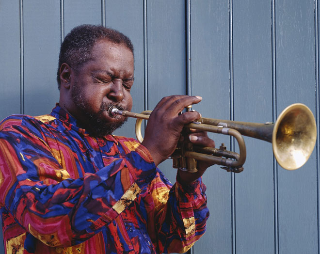 Jazzman de la Nouvelle-Orléans, photographie de Carol Highsmith © Library of Congress