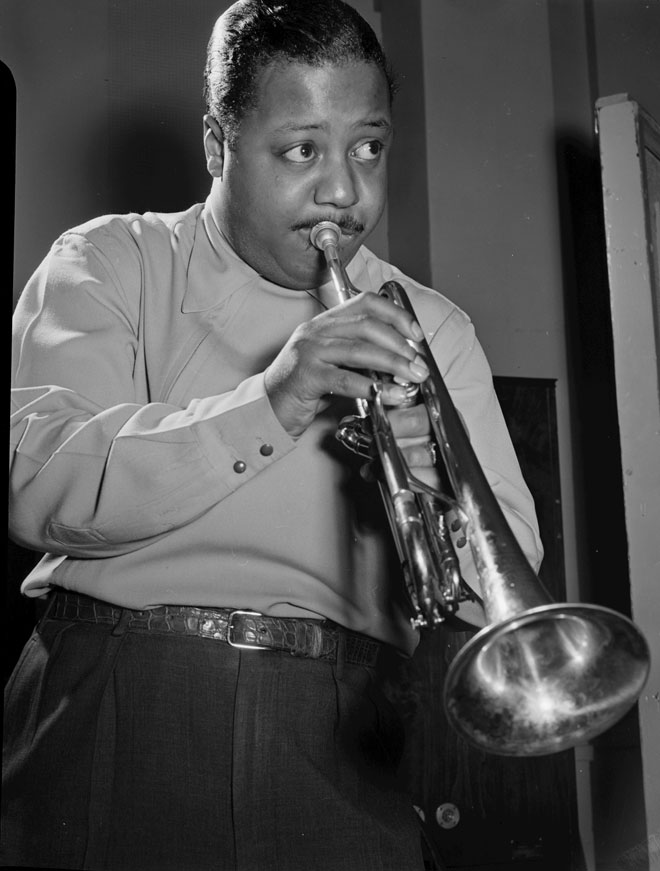 Portrait de Charlie Shavers © Library of Congress