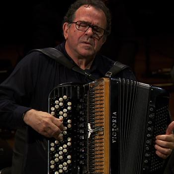 Richard Galliano, concert enregistré à la Philharmonie de Paris le 13 juin 2015 © Cité de la musique - Philharmonie de Paris