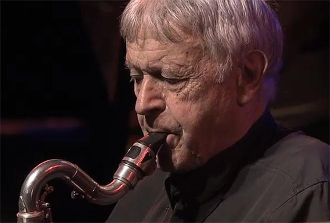 Michel Portal, concert enregistré à la Salle Pleyel le 9 janvier 2011 © Cité de la musique - Philharmonie de Paris