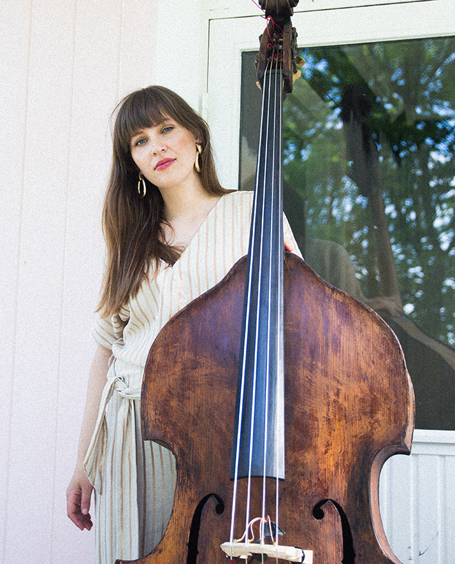Ellen Andrea Wang. Photo de Solveig Wang