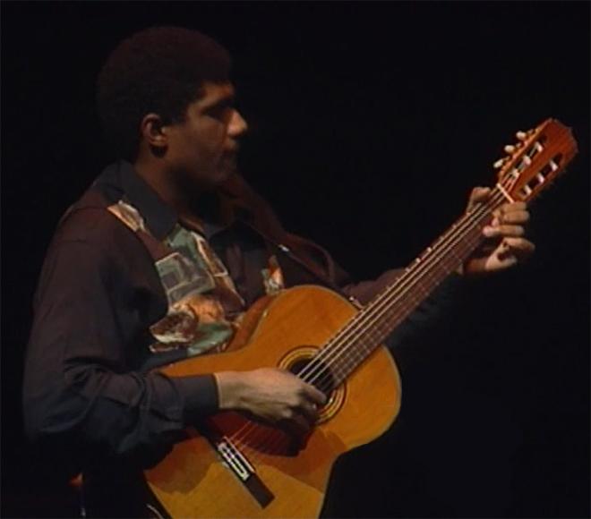 Camel Zekri, concert enregistré à la Cité de la musique le 18 février 1996 © Cité de la musique - Philharmonie de Paris