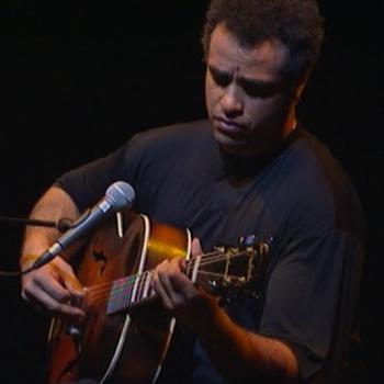 Mino Cinelu, concert enregistré à la Cité de la musique le 17 novembre 1996 © Cité de la musique - Philharmonie de Paris