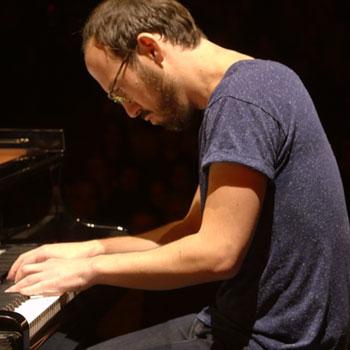 Yaron Herman, concert enregistré à la Grande Halle de la Villette le 10 septembre 2015 © Cité de la musique - Philharmonie de Paris