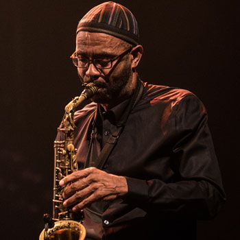 Kenny Garrett. Photo : Maxime Guthfreund