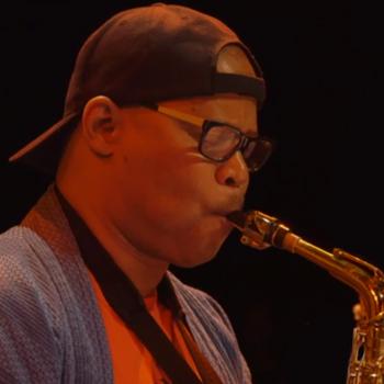 Steve Coleman, concert enregistré à la Grande Halle de la Villette le 5 septembre 2015 © Cité de la musique - Philharmonie de Paris