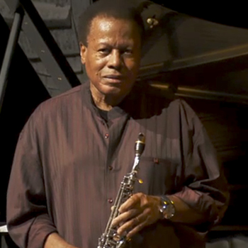 Portrait de Wayne Shorter |