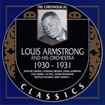 Pochette du CD Louis Armstrong and his orchestra