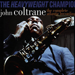 Pochette du CD John Coltrane, The complete atlantic recordings