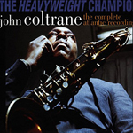 Pochette du CD John Coltrane The Complete Atlantic Recordings