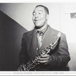 Pochette du CD Charlie Parker Retrospective 1940-1953