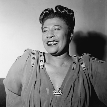 Ella Fitzgerald, photo de William Gottlieb. Source : Library of Congress