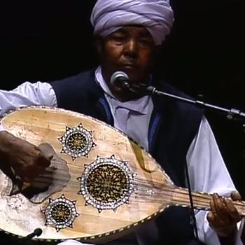 Hussein al-Bechari, concert enregistré à la Cité de la musique le 28 janvier 2007 © Cité de la musique - Philharmonie de Paris