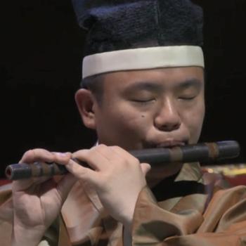 Gagaku, concert du 3/09/2018 à la Philharmonie de Paris