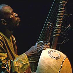 La kora du Sénégal |