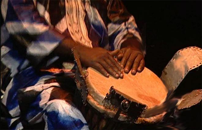 Griots du Mali et de Guinée, Concert enregistré le 14 février 2009 à la Cité de la musique © Philharmonie de Paris